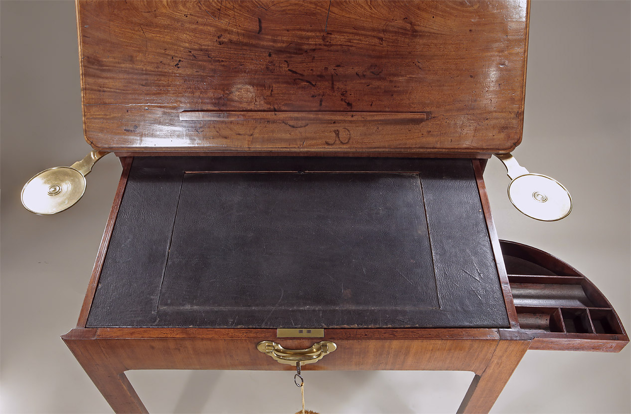Fine_George_II_Mahogany_Architects_Desk_c1745_Open_1_writing_surface