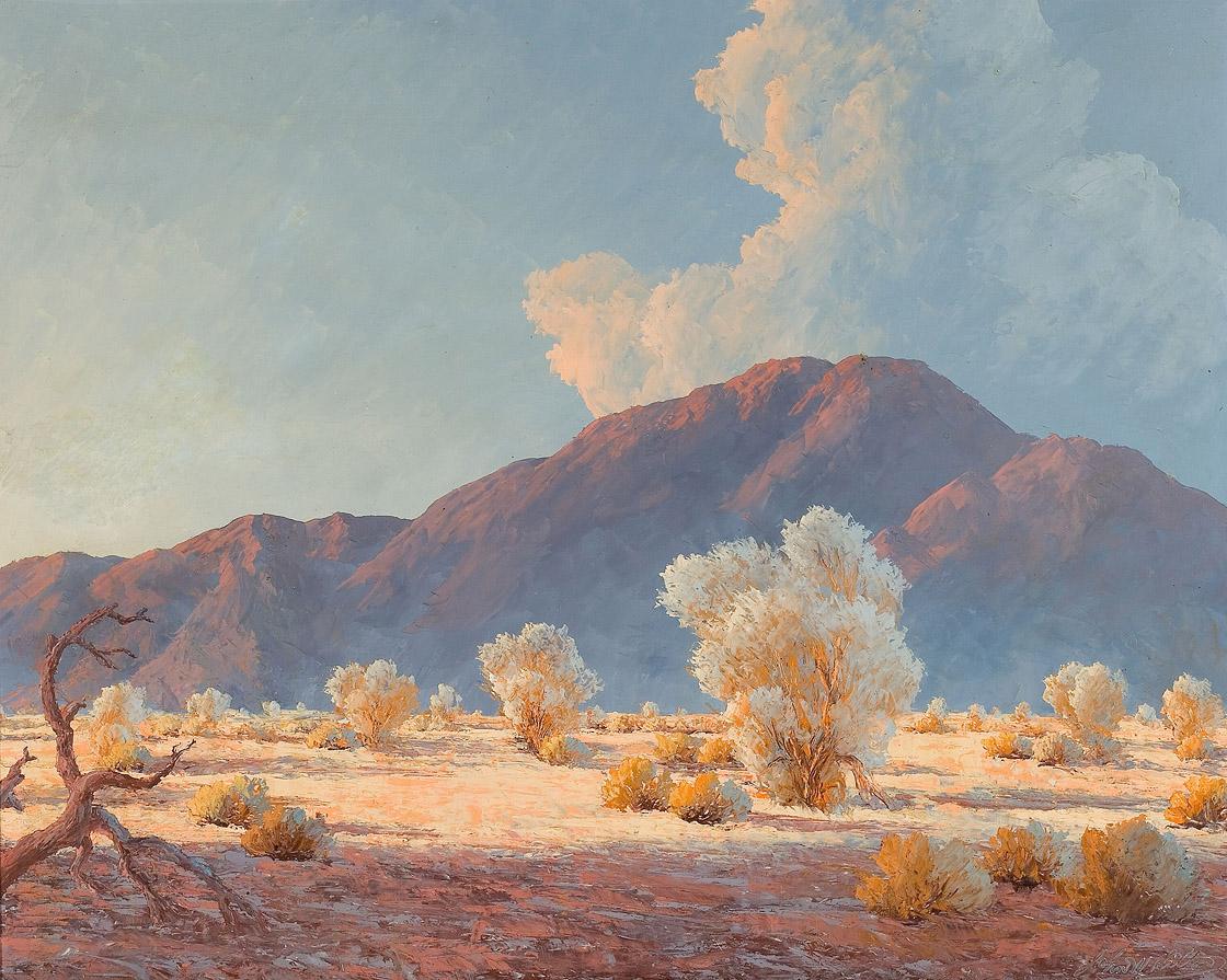John Yardley Oil Paintings