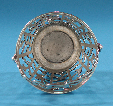 George III Silver Creampail, Charles Chesterman